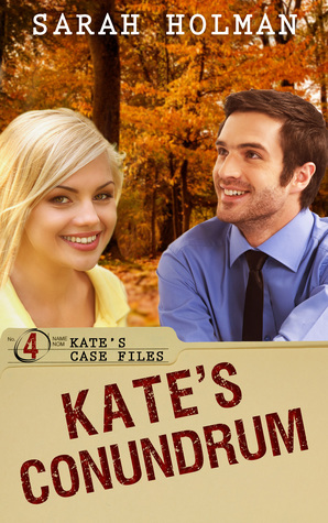 Kate's Conundrum (Kate's Case Files #4)