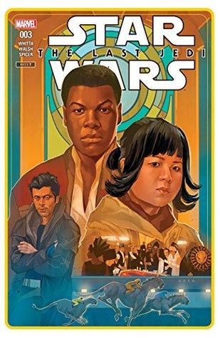 Star Wars: The Last Jedi Adaptation #3 (of 6)