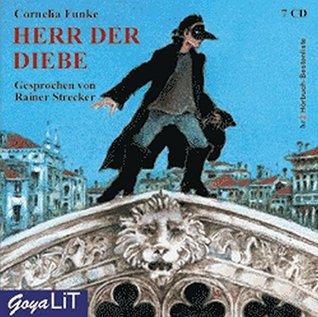 Herr der Diebe 1/2. 4 Cassetten.