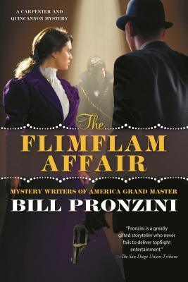 The Flimflam Affair (A Carpenter and Quincannon Mystery #7)