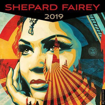 Shepard Fairey 2019 Wall Calendar