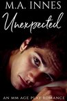 Book cover for Unexpected