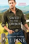 Saved by the Cowboy (Crossroads Ranch, #1.5)