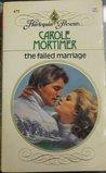The Failed Marriage