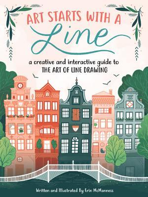 Art Starts with a Line by Erin McManness