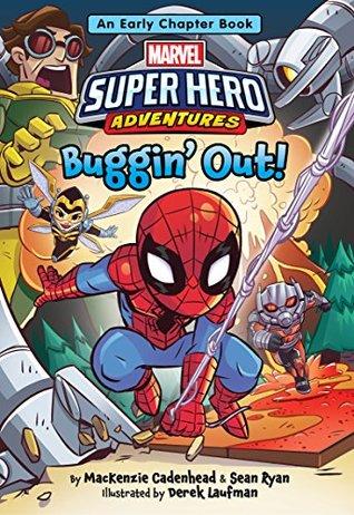 Marvel Super Hero Adventures by MacKenzie Cadenhead