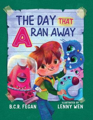 The Day That A Ran Away