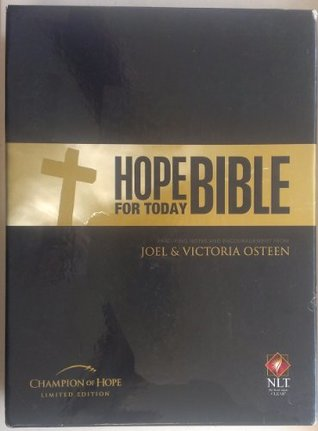 Hope Bible for Today - Champion of Hope Limited Edition