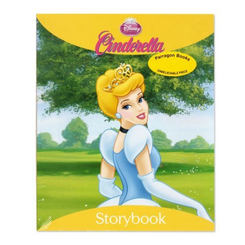 Disney Princess - Cinderella Story Book