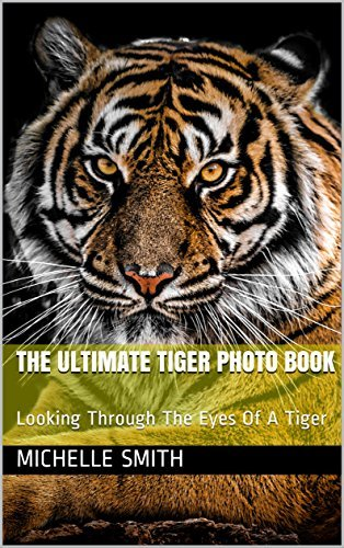 The Ultimate Tiger Photo Book: Looking Through The Eyes Of A Tiger