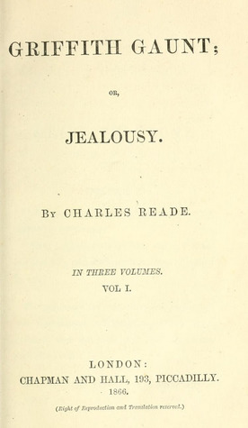 Griffith Gaunt: Or, Jealousy - Vol 01 of 3