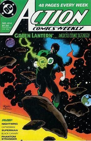 Action Comics #614