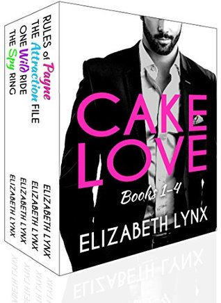 Cake Love: Boxed Set of Books 1-4 (Cake Love, #1-4)