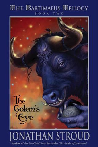 The Golem's Eye by Jonathan Stroud