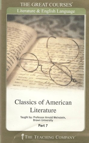The Great Courses: Classics of American Literature