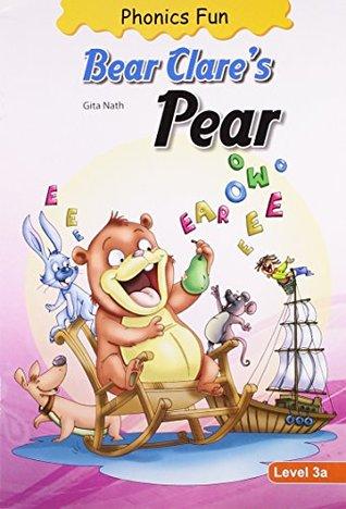 Bear Clare's Pear
