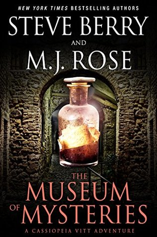 The Museum of Mysteries (Cotton Malone, #13.5)