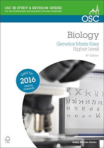 IB Biology Genetics Made Easy HL