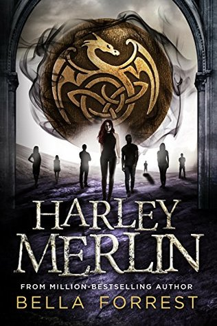 Harley Merlin and the Secret Coven (Harley Merlin, #1)