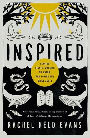 Inspired by Rachel Held Evans
