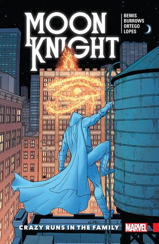 Image result for moon knight crazy runs in the family