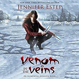 Venom in the Veins by Jennifer Estep