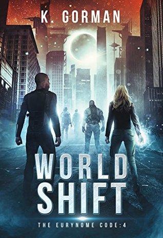 World Shift (The Eurynome Code, #4)