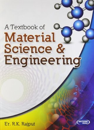 A Textbook of Material Science & Engineering