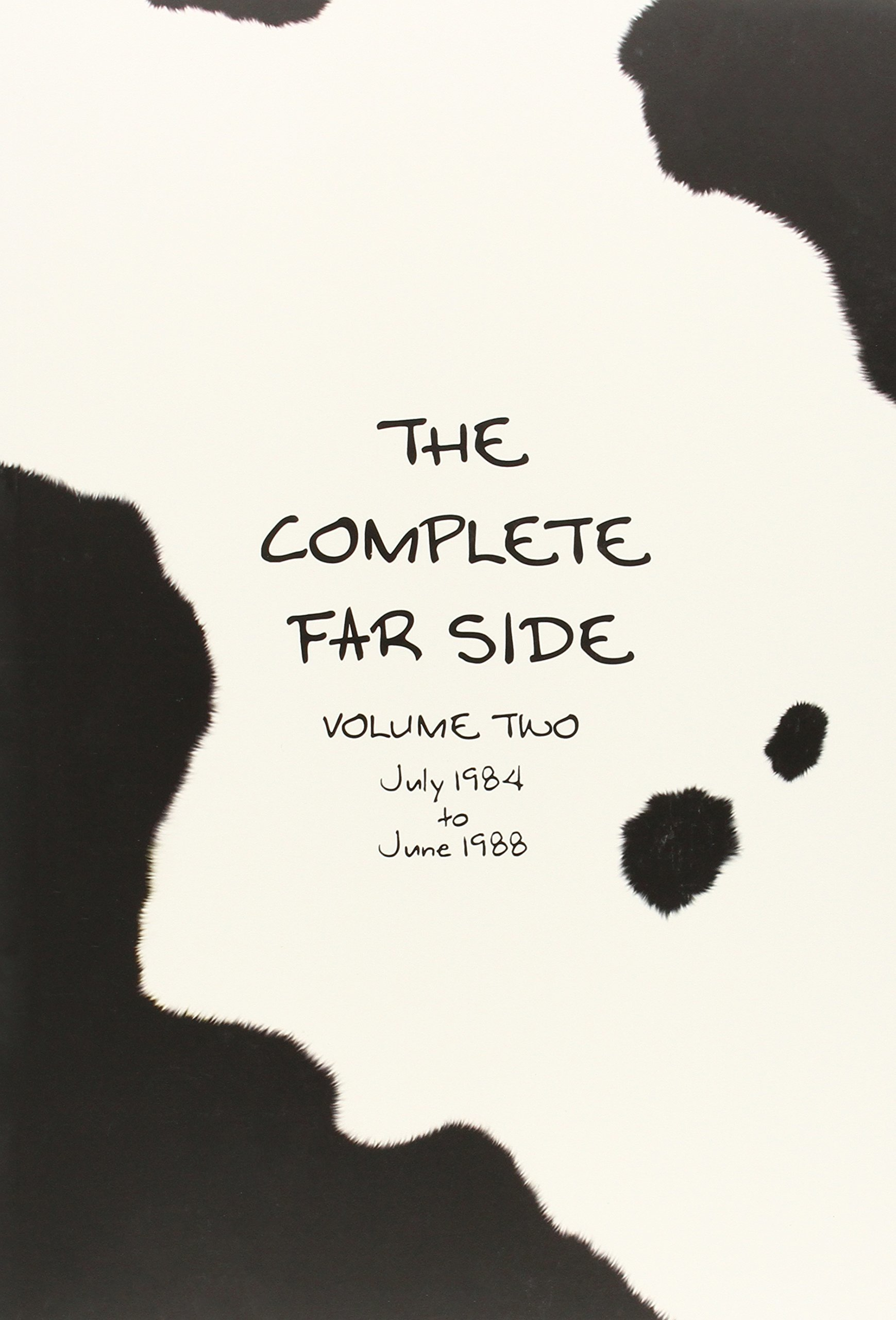 The Complete Far Side - Book Two