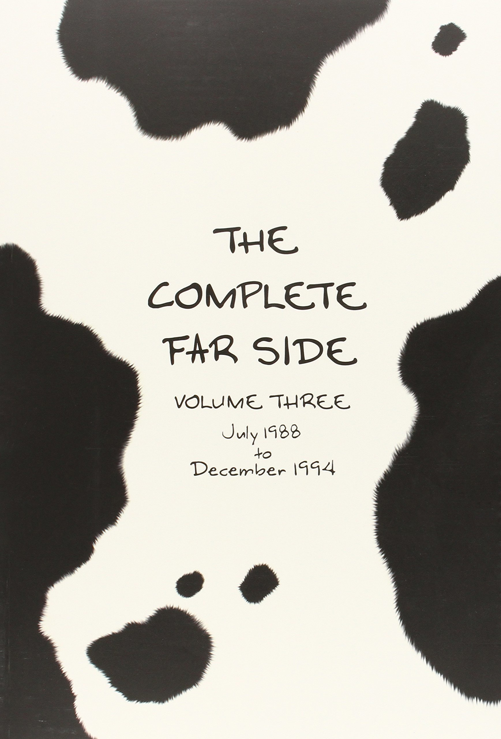 The Complete Far Side - Book Three