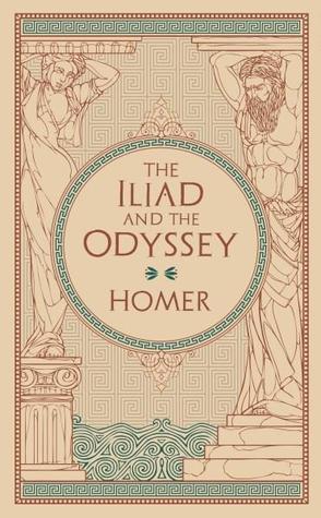 The Iliadthe Odyssey By Homer
