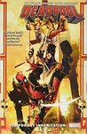 Deadpool: World's Greatest, Volume 4: Temporary Insanitation