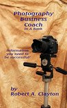 Photography Business Coach in a book