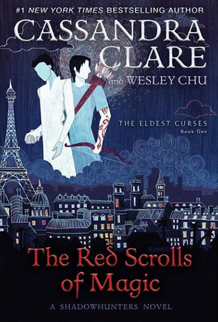 Image result for the red scrolls of magic goodreads