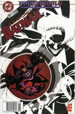 Detective Comics (Detective Comics, #691)