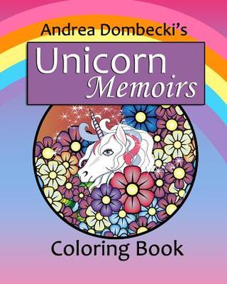 The Unicorn Memoirs Coloring Book