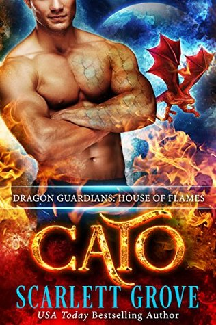 Cato: House of Flames (Dragon Guardians, #4)