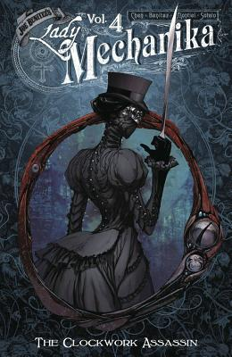 Lady Mechanika vol 4