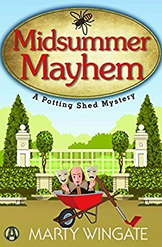 Midsummer Mayhem (Potting Shed Mystery #7)