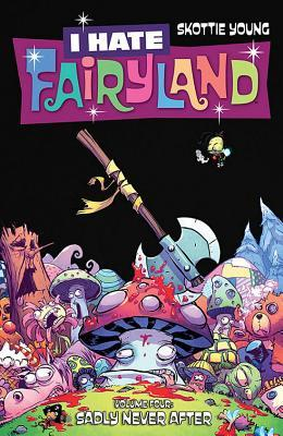 I Hate Fairyland, Vol. 4