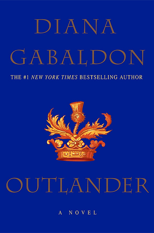 "Book cover of ""Outlander"" by Diana Gabaldon"