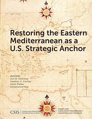 Restoring the Eastern Mediterranean as a U.S. Strategic Anchor