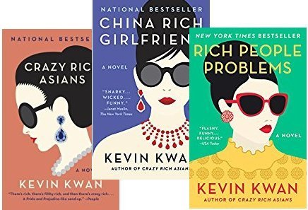 [Crazy Rich Asians Trilogy]
