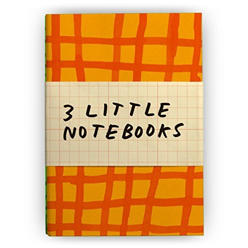 Plumb Notebooks 3 Little Notebooks