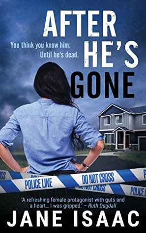 After He's Gone by Jane Isaac