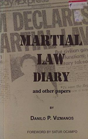 Martial Law Diary and Other Papers