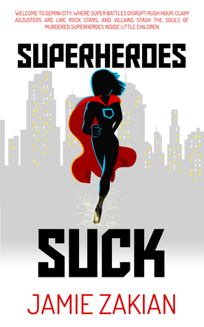Superheroes Suck