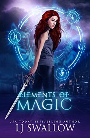 Elements of Magic (The Demon's Covenant #2)
