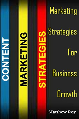 Content Marketing Strategies: Marketing Strategies for Business Growth