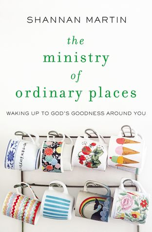The Ministry Of Ordinary Places Waking Up To Gods Goodness Around